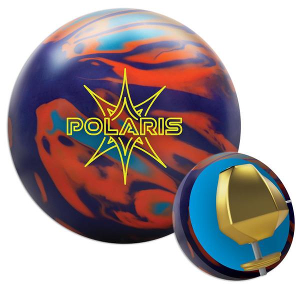 Ebonite Polaris Bowling Ball and Core