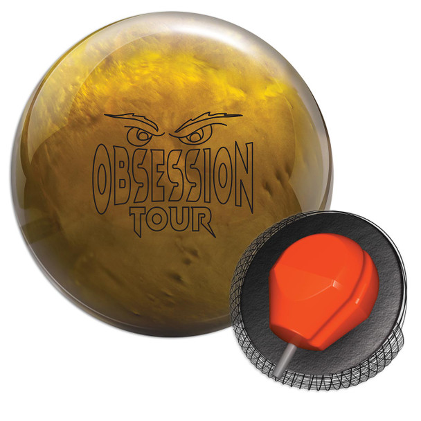 Hammer Obsession Tour Pearl Bowling Ball and Core