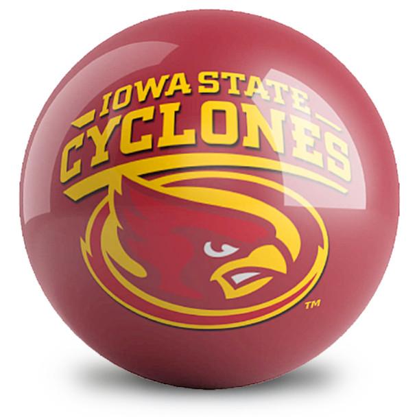 OTBB Iowa State Cyclones Bowling Ball