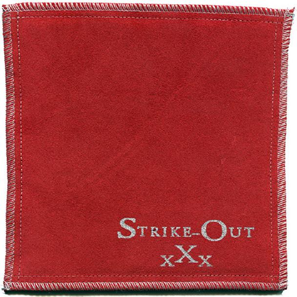 Strike-Out XXX Shammy - Red / Silver