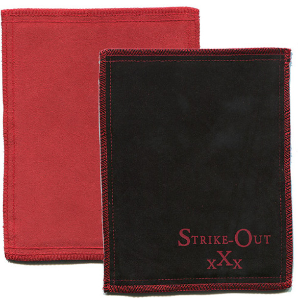 Strike-Out XXX Shammy - Black / Red