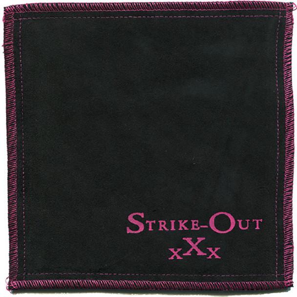 Strike-Out XXX Shammy - Black / Pink