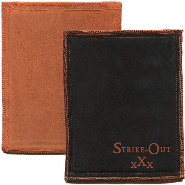 Strike-Out XXX Shammy - Black / Orange