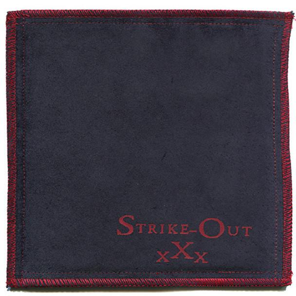 Strike-Out XXX Shammy - Navy / Red