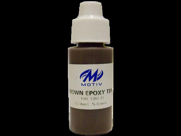 Motiv Brown Epoxy Tint - 3/4 oz