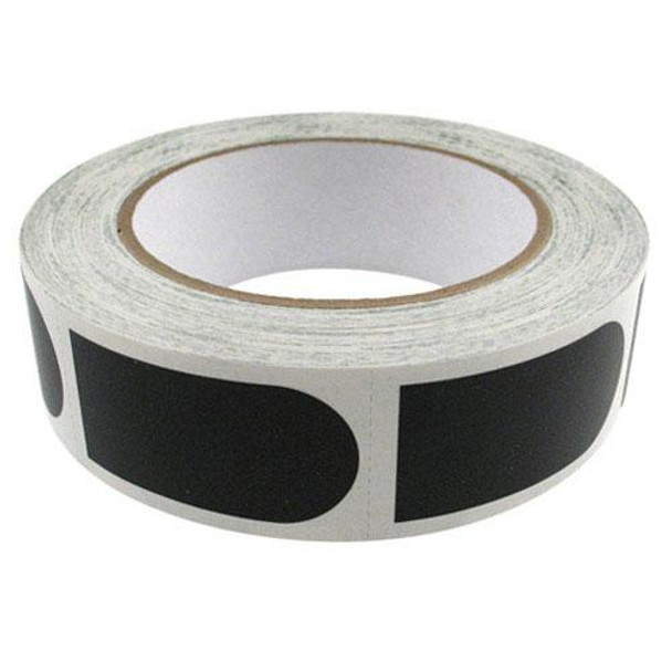 "Storm Black Smooth 3/4"" Bowling Tape Bulk Roll"