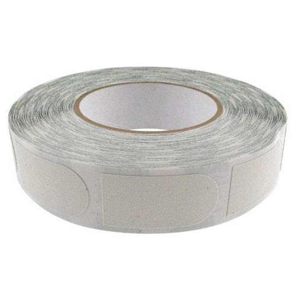 """Storm White Textured 3/4"""" Bowling Tape - 500 Roll"""