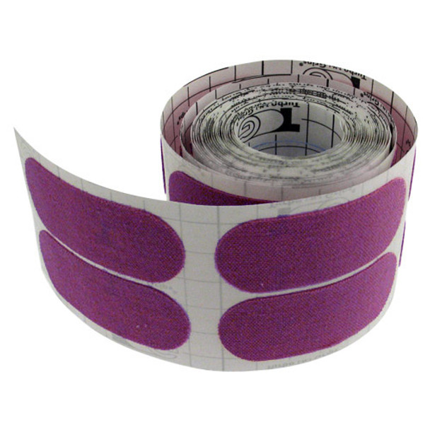 Turbo Skin Protection Fitting Tape - Purple - 100 Piece Roll