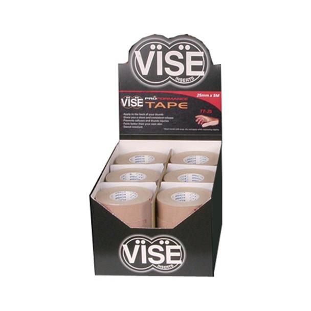 Vise TT-25 Skin Protection Tape - Box