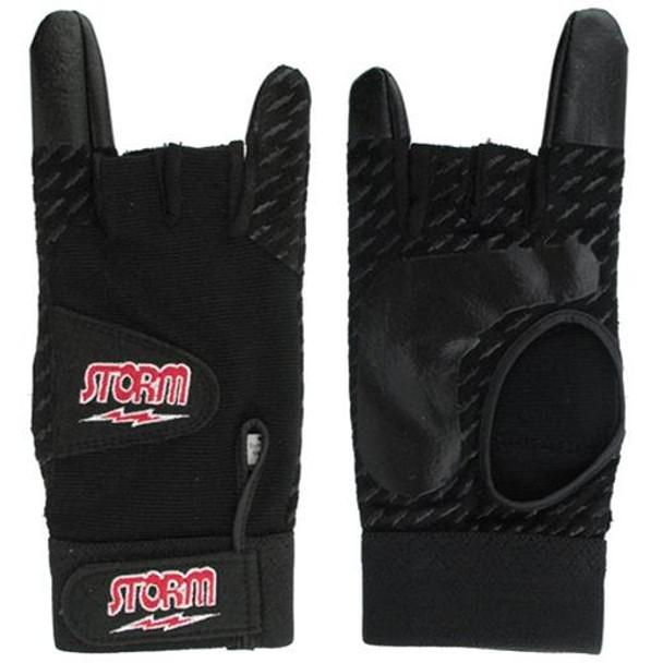 Storm Xtra Grip Bowling Glove - Black
