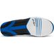 KR Strikeforce Flyer Youth Bowling Shoes Black/Mag Blue - universal slide shoe
