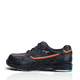 Storm SP3 Mens Bowling Shoes Black/Orange - side profile