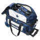 KR Strikeforce NFL 2 Ball Roller Bowling Bag Shoe Detail