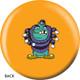 OTBB Bugs Bug Off Bowling Ball back