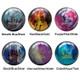 Brunswick Rhino Bowling Ball Colors