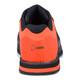 Hammer Rogue Mens Bowling Shoes Black/Orange Right Handed back