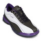 Hammer Lady Force Bowling Shoes White/Black/Purple Right Handed top