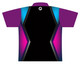 900 Global Bowling Jersey by Logo Infusion - 05029G - Back of Jersey