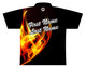 900 Global Bowling Jersey by Logo Infusion - 05749G - Back of Jersey with Sample Text