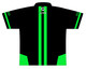900 Global Bowling Jersey by Logo Infusion - 06489G - Back of Jersey