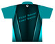 Brunswick Bowling Jersey by Logo Infusion - 0525BR - Back of Jersey with Sample Text