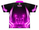 Storm Dye Sublimated Bowling Shirt - Style 0246ST - Back to Jersey