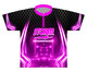 Storm Dye Sublimated Bowling Shirt - Style 0246ST - Front of Jersey with Storm Logo