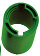Turbo 2-N-1 Switch Grip Outer Sleeve - Green