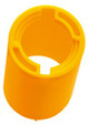 Turbo 2-N-1 Switch Grip Outer Sleeve - Yellow