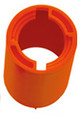 Turbo 2-N-1 Switch Grip Outer Sleeve - Orange
