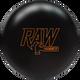 Hammer Raw Bowling Ball - Black Solid
