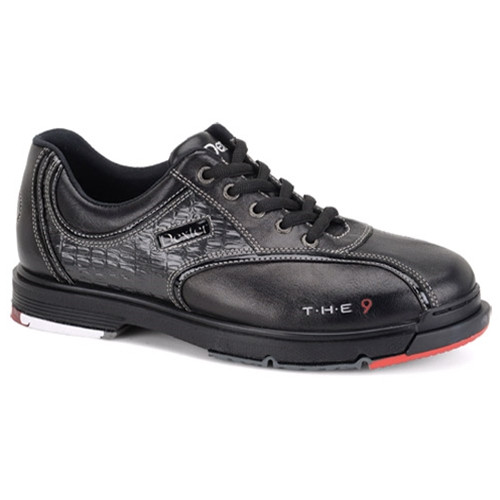 ffeba0e3a Dexter THE 9 Mens Bowling Shoes Black Croc FREE SHIPPING ...