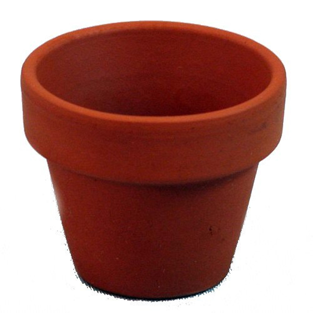 """50 - Ultra Mini 1 1/2"""" x 1 7/8"""" - Great for Fairy Gardens and Crafts"""