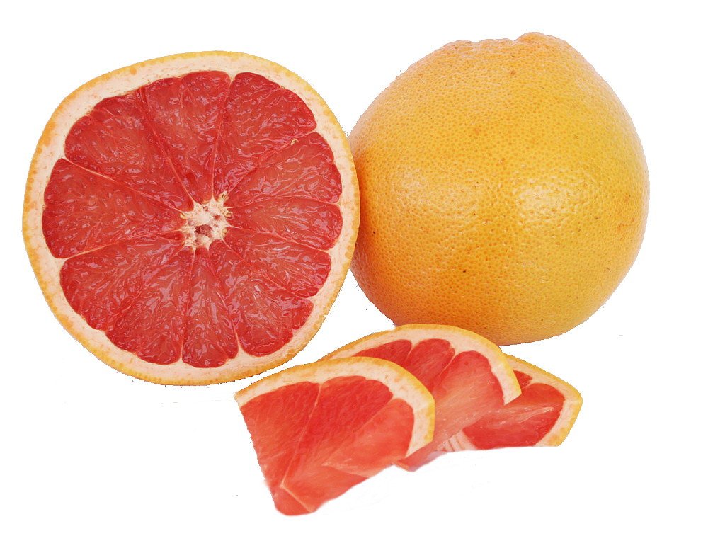 "Red Flame Grapefruit Tree - Fruiting Size - 4x12"" Pot - No Ship TX,FL,AZ,CA,LA,HI"