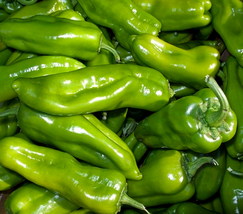 Cubanelle Pepper 20 Seeds - Frying - Green to Yellow to Red