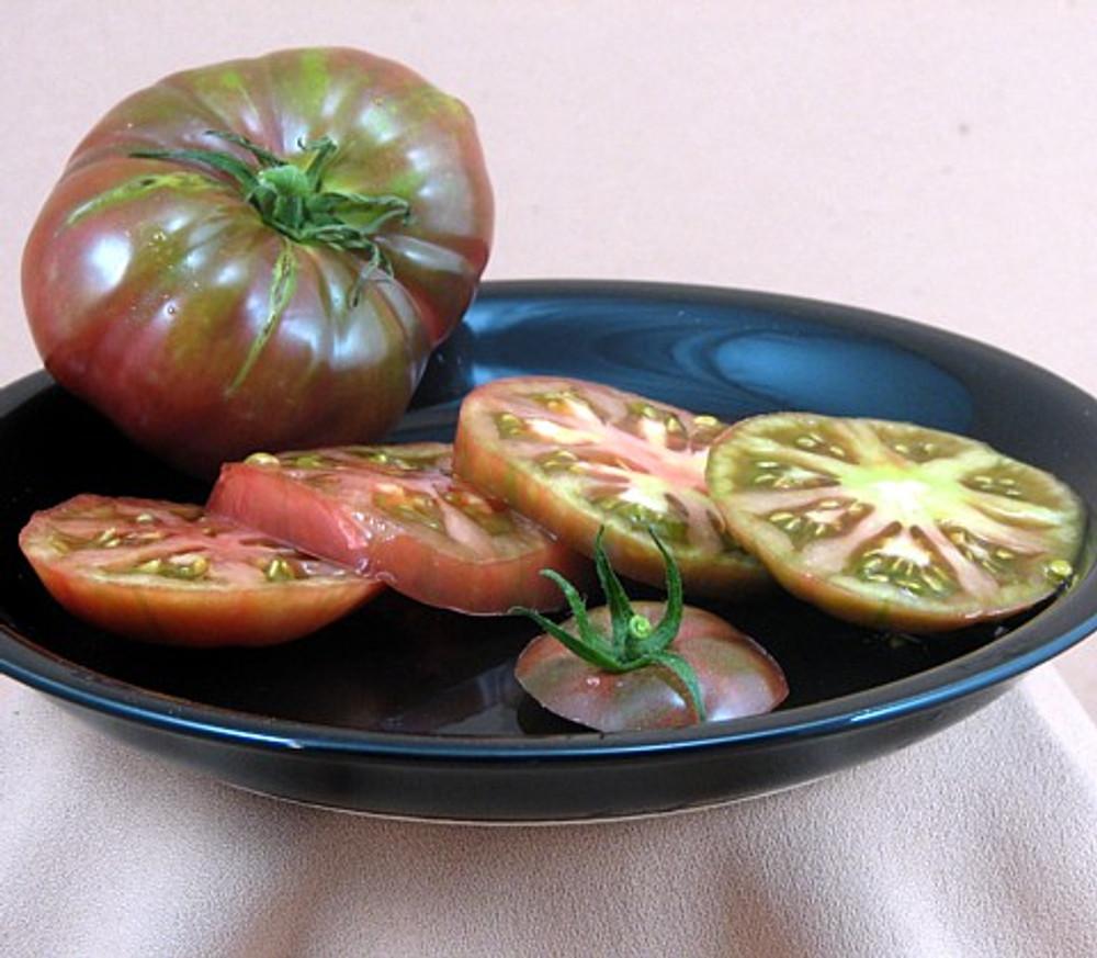 Black Brandywine Tomato 30 Seeds - Heirloom