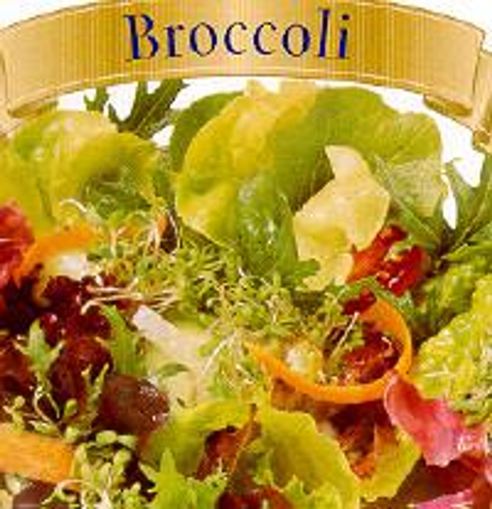 Broccoli Sprouting 3 ozs. Seeds - Nutritious!