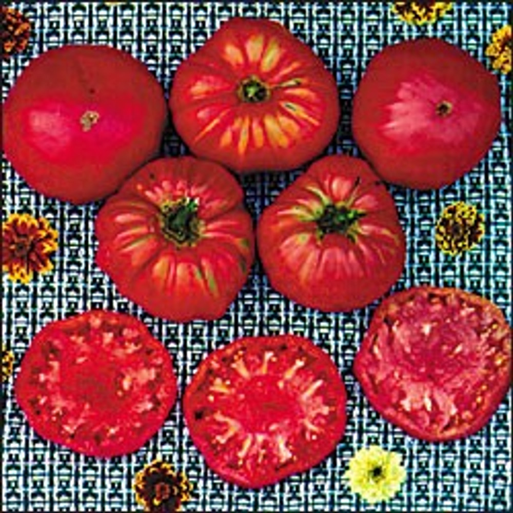 Soldacki Tomato 30 Seeds -Imported from Poland-Heirloom