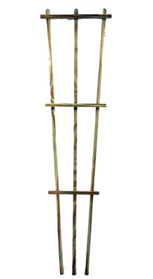 """Wood Trellis - Indoors or Out - 30"""" - Tapered Style"""