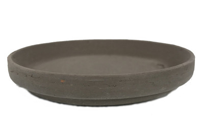 "3 - 5"" Basalt Clay Saucers - Great for Plants and Crafts"