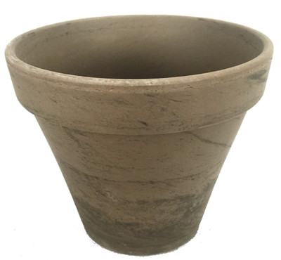"""3 - 6"""" Basalt Clay Pots - Great for Plants and Crafts"""
