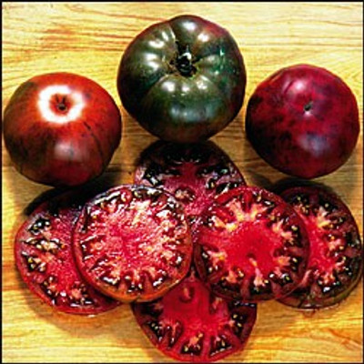 Black Krim Tomato 30 Seeds - Russian Heirloom