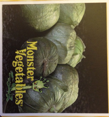 Monster Green Tomatillo - 10 Seeds