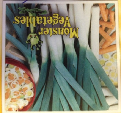 Monster Leek - 100 Seeds