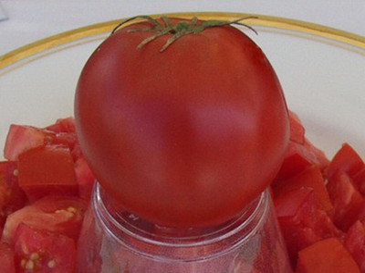 Cosmonaut Volkov Tomato - 20 Seeds - Ukrainian
