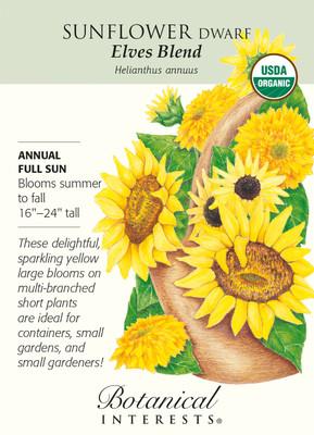 Elves Blend Sunflower Seeds - 1 gram - Organic