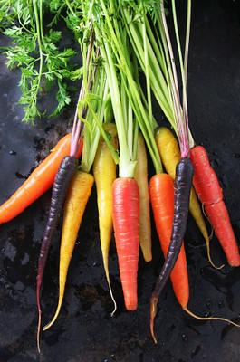 Rainbow Blend Carrot - 100 Seeds