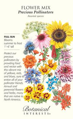 Precious Pollinators Flower Mix Seeds - 12 grams