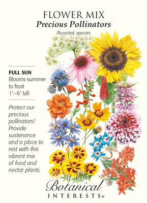 Precious Pollinators Flower Mix Seeds - 3 grams