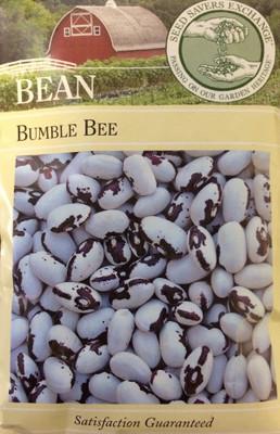 Bumble Bee Bush Bean - 50 Seeds
